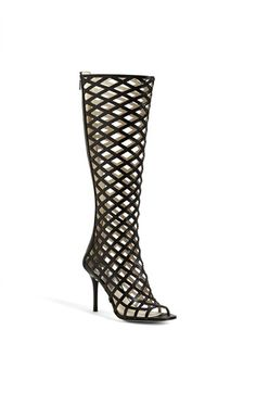 MICHAEL Michael Kors 'Larissa' Leather Boot | Nordstrom