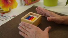 Voila Montessori: First Color Box by Jeanne Marie Paynel