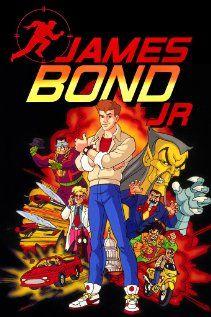 James Bond Jr animated cartoon series 7 DVDs 60 episodes in case Old School Cartoons, 90s Cartoons, Animated Cartoons, Cartoon Logo, Cartoon Shows, Cartoon Kids, James Bond, Gi Joe, Saturday Morning Cartoons