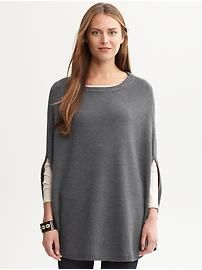 Love this sweater for cool days and shopping!