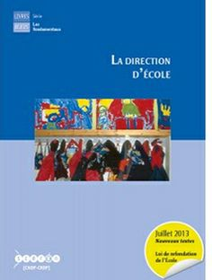 Le Livre Bleu de la direction d'école (édition 2013) | Direction, Oise, 2013, Orientation, Articles, Livres, Blue, Programming