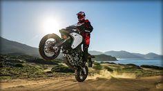 New Ducati Multistrada 1200 Enduro. The Wild Side of Ducati