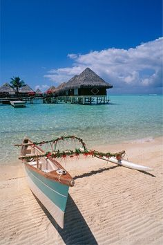 Bora Bora » Have you been to Tahiti? I've been wanting to go for a very long time now!