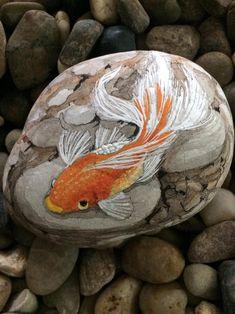 Turtle Painted Rocks, Painted Rock Animals, Painted Rocks Craft, Hand Painted Rocks, Painted Pebbles, Painted Stones, Dolphin Painting, Turtle Painting, Pebble Painting