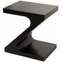 Eric Side Table, Antique Brass - Accent Tables - Furniture