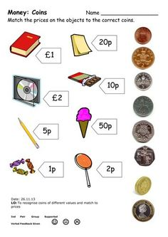 image files free printable money worksheets counting money to 50p. Black Bedroom Furniture Sets. Home Design Ideas