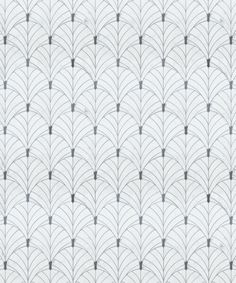 Lanvin / Atelier Collection featured in natural stone (Arabescato) & Gunmetal by Mosaique Surface Arte Art Deco, Motif Art Deco, Art Deco Pattern, Pattern Design, Wall Patterns, Graphic Patterns, Floor Patterns, Textures Patterns, Print Patterns