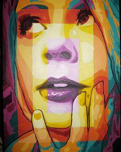 2D Design- Color Project by setsuna22.deviantart.com on @DeviantArt