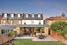A finished project by Aura Homes in Specialists in residential House Extension Plans, House Extension Design, House Design, Large Open Plan Kitchens, Open Plan Kitchen Diner, Kitchen Extension Glass, Residential Architecture, Interior Architecture, Crittal Doors
