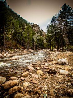Colorado, near Estes Park