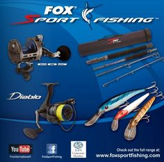 Each week tens of thousands of anglers spread across the globe go fishing using Fox International tackle. We now have brands in the coarse, match, carp, predator and sea markets and Fox International is firmly established as one of the leading tackle manufacturers in Europe. Coarse Fishing, Offshore Fishing, Going Fishing, Carp, Predator, Globe, Fox, Europe, Magazine