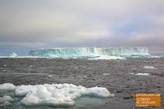 Iceberg in Northeast Greenland earthXplorer.com