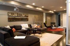 City Renovation - modern - Living Room - Chicago - C. Marie Designs, Inc