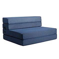 Milliard Tri-Fold Foam Folding Mattress and Sofa Bed for Guests or Floor Mat - Twin XL Inch - Best Seller List 6 Inch Mattress, Mattress On Floor, Queen Mattress, Bed Mattress, Mattress Cleaning, Latex Mattress, Foam Sofa Bed, Sofa Couch Bed, Futon Chair