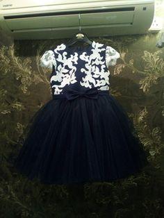 Платье с фатиновой юбкой / Фотофорум / Burdastyle