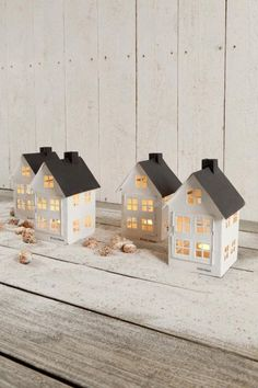 house lanterns