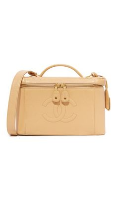 What Goes Around Comes Around Chanel Large Vanity Bag (Previously Owned)
