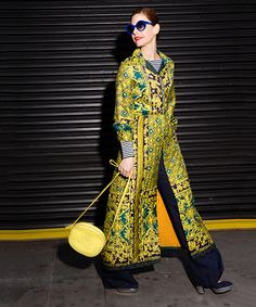 6 Editors Talk About Their 12 Favorite Outfits #refinery29  http://www.refinery29.com/fashion-week-personal-style