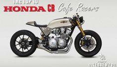 10 Best Honda CB Cafe Racers