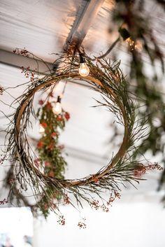"""Flinke Winter Favorieten 2016 """"kerstkransen van hoepels"""" foto: Maarten van der Wal"""