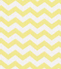 Nursery Fabric Baby Basics Chevron Print