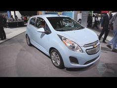 2014 Chevy Spark EV - 2013 Detroit Auto Show