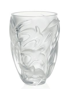 Lalique - Martinets Vase at Nielsens Gifts