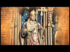 Discovering our Saints - St. Anselm of Canterbury - YouTube