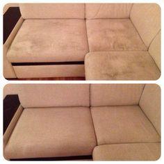 Вернуть дивану былую чистоту поможет сода. и другие советы для дома