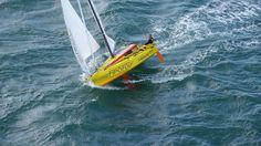 Fipofix Open 16 czyli włókno bazaltowe, panele solarne i balsa | Magazyn Jachting - Dobra Praktyka Żeglarska - jachty żaglowe, łodzie żaglowe, czartery, rejsy