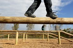 Scioto Audubon's obstacle course debuts to whews | The Columbus ...