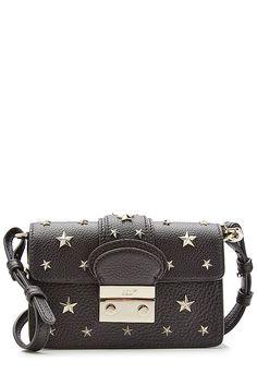 Valentino Black Star Handbag