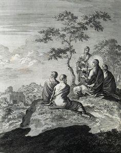 Prophecy of Destruction of Jerusalem. Phillip Medhurst Collection