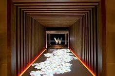 Hotels & Resorts, Fabulous Design with Mesmerizing View in New W Hotel Koh Samui, Thailand: Exotic Bedroom