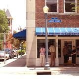 Bradham's Pharmacy on Middle Street was the birthplace of Pepsi-Cola and now is a great place for a quick lunch, a sip of refreshing soda or to stock up on Pepsi memorabilia.    HGTV FrontDoor