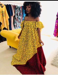 Long Ankara Dresses, Ankara Maxi Dress, African Party Dresses, African Wedding Dress, Maxi Dress Wedding, African Dresses For Women, African Wear, African Attire, African Fashion Dresses