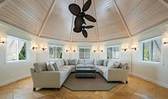 Living room interior design by Connie Sherrard, Baer's Furniture - Ft. Myers, Florida