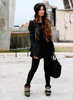 Angela, Fashion Blogger. Madamederosa.com