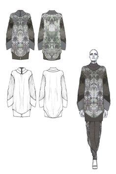 Fashion Sketchbook - fashion drawings; fashion illustration; fashion portfolio // Amy Dee