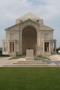 El homenaje de Lutyens a los caídos en la 1ª guerra mundial. Arquitecturas del dolor
