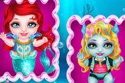 Sea Babies: Ariel X Lagoona