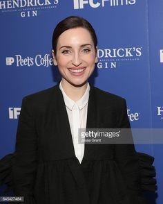 News Photo : Actress Zoe Lister-Jones attends IFC Films'...