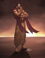 What happens when Anirudh Sainath portrays Hindu deities? See for yourself! 25 recreations of Hindu gods that will blow your mind. Character Concept, Character Art, Concept Art, Character Design, Character Portraits, Character Reference, Mythological Characters, Fantasy Characters, Epic Characters
