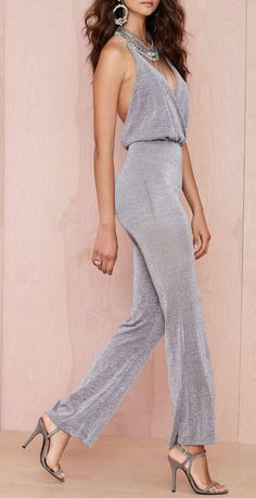 I really like jumpsuits... it can be a great way to be dressy while actually forgoing the actual dress part LOL