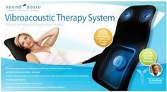 Clinically Proven, Doctor Developed Sounds – help you relax, renew your body and prepare you for sleep – naturally!