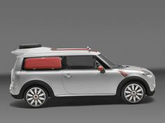 Mini Cooper Concept Car , What do you think?