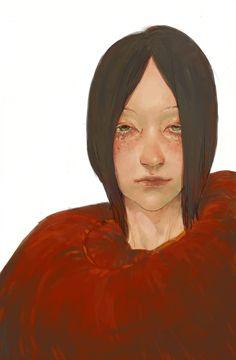 Red Face by gunnmgally.deviantart.com on @deviantART
