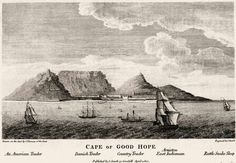 Cape Town 1800 Old Maps, Antique Maps, Nordic Walking, Cape Town South Africa, Out Of Africa, My Land, Historical Pictures, African History, Old Photos
