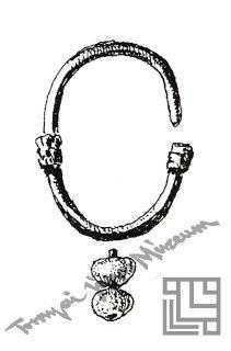 Fülbevaló (Székkutas-Kápolna dűlő, 57. sír) - Hagyomány és múltidéző