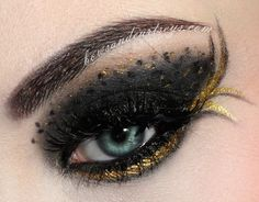 Mockingjay makeup